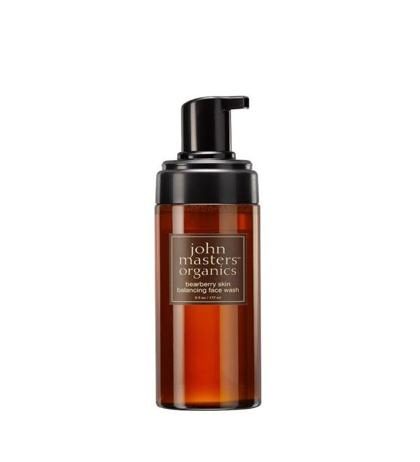 John Masters Organics prirodni gel za pranje lica