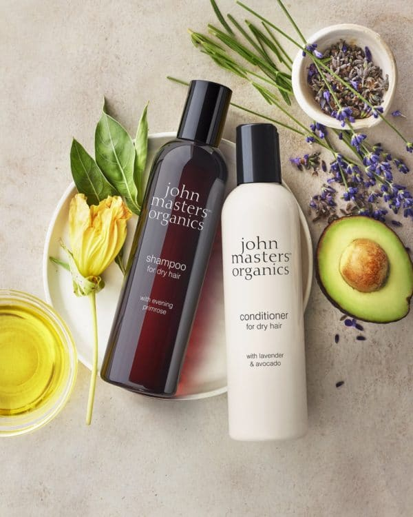 John Masters Organics sampon regenerator za suvu kosu
