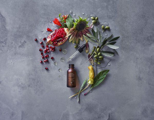 John Masters Organics hranljivo ulje za lice