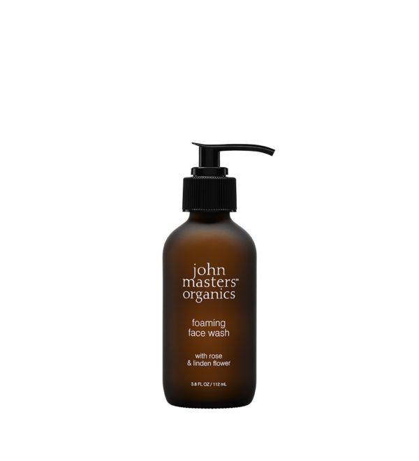 John Masters Organics prirodni organski gel za pranje lica