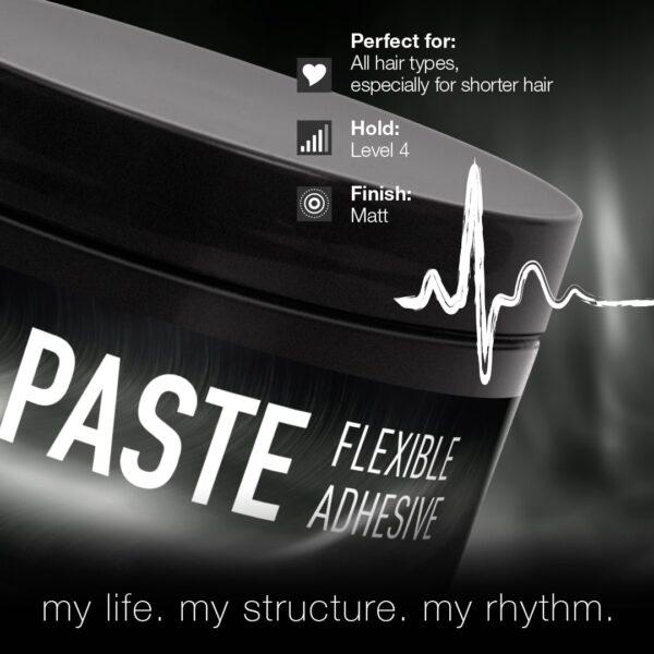 Joico pasta za kosu sa fleksibilnim ucvrscivanjem i mat zavrsnicom karakteristike