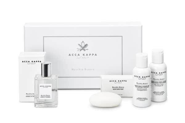 Acca Kappa Set kolonjska voda, sapun, gel za tusiranje i losion za telo