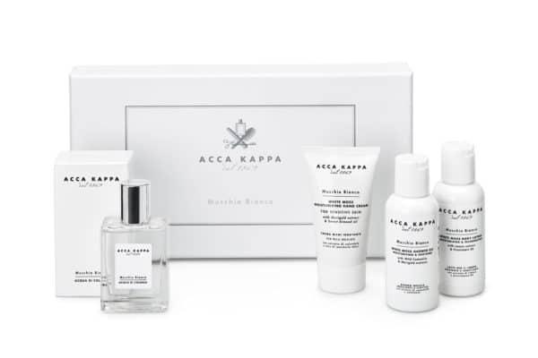 Acca Kappa Set kolonjska voda, krema za ruke, gel za tusiranje i losion za telo