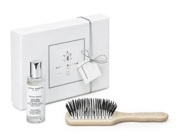 Acca Kappa Set parfem za kosu i Protection cetka za kosu