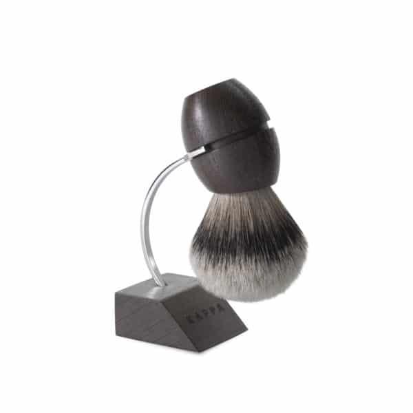Acca Kappa cetka za brijanje od ciste dlake jazavca sa stalkom