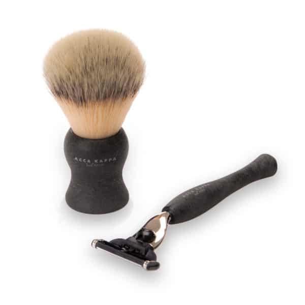 Acca Kappa Set cetka za brijanje od sintetickih vlakana i Mach 3