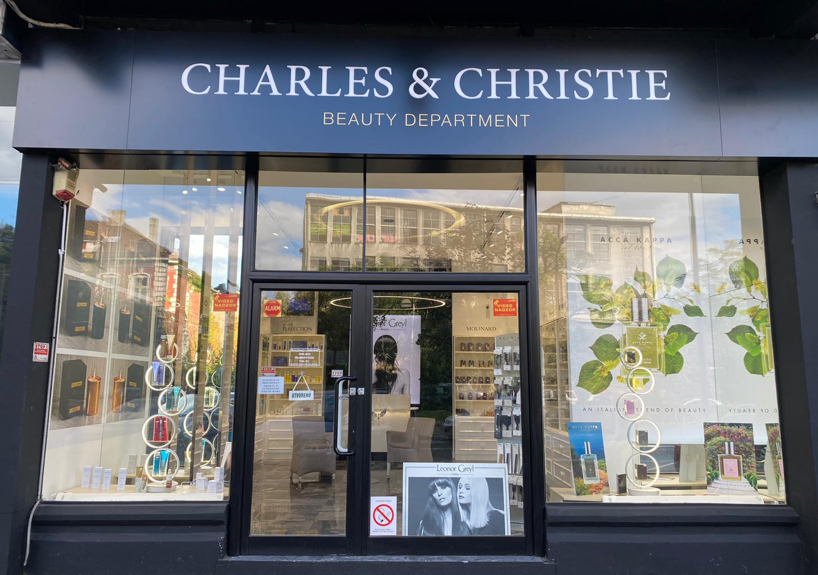 Charles & Christie