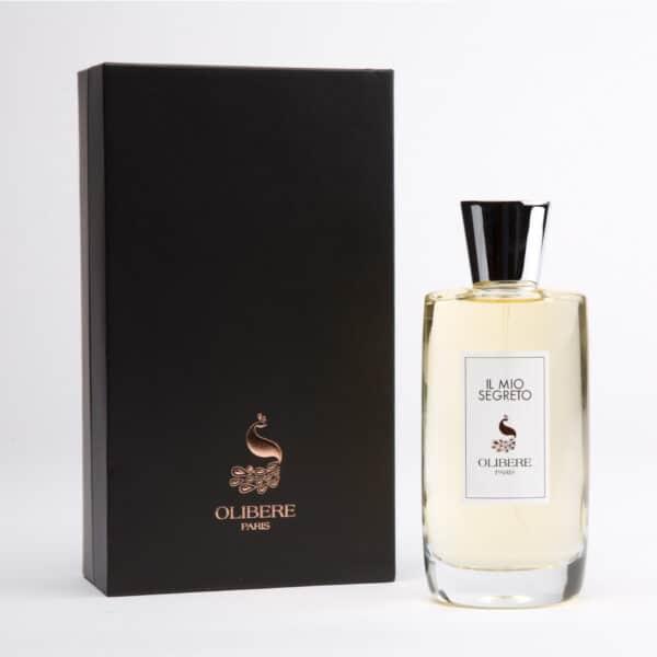 Olibere puderast cvetni parfem