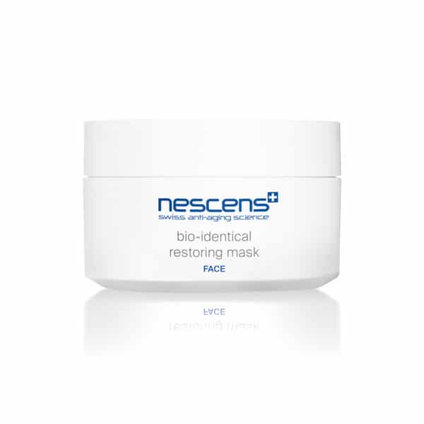 Nescens Bioidenticna obnavljajuca maska za lice
