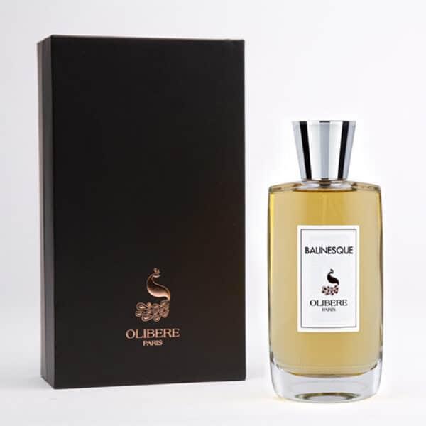 Olibere zeleni drvenast parfem